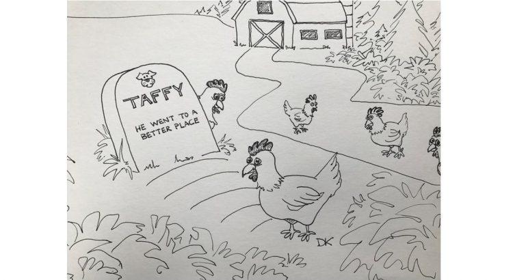 Taffy's Grave